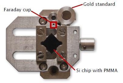 EBL sample holder VPD-00-A