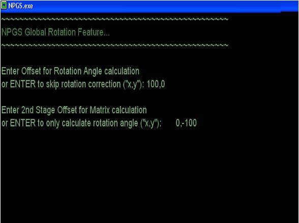 Rotational Matrix   McGill Nanotools - Microfab